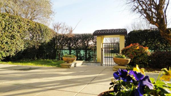 Villa in vendita a Basiano, 6 locali, prezzo € 360.000 | Cambio Casa.it