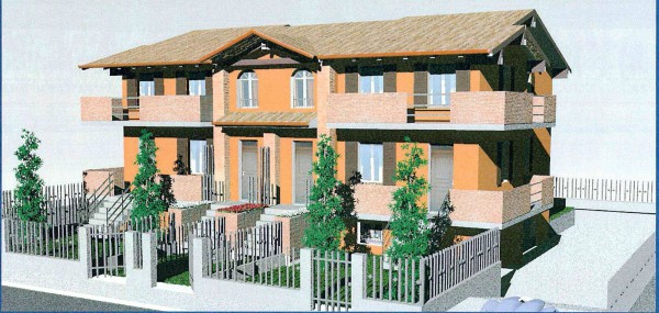 Villa in Vendita a Carpaneto Piacentino: 5 locali, 258 mq