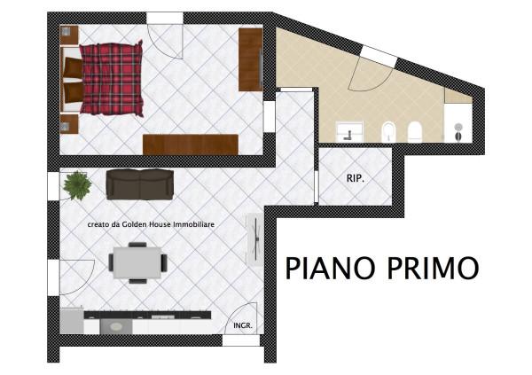 Appartamento in affitto a Argenta, 2 locali, prezzo € 400 | Cambio Casa.it