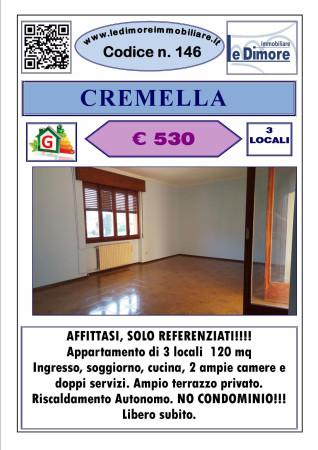 Appartamento in affitto a Cremella, 3 locali, prezzo € 530 | Cambio Casa.it