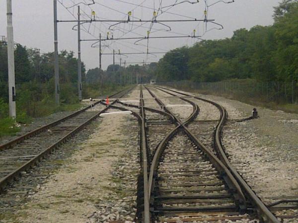 Area industriale a Crescentino (VC) con raccordo ferroviario Rif.9595753