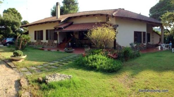 Villa in vendita a Alghero, 6 locali, prezzo € 590.000 | Cambio Casa.it