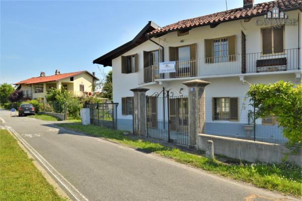 Casa indipendente in Vendita a Ozegna Centro: 5 locali, 100 mq