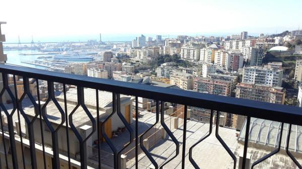 Appartamento in Affitto a Genova Semicentro: 3 locali, 85 mq