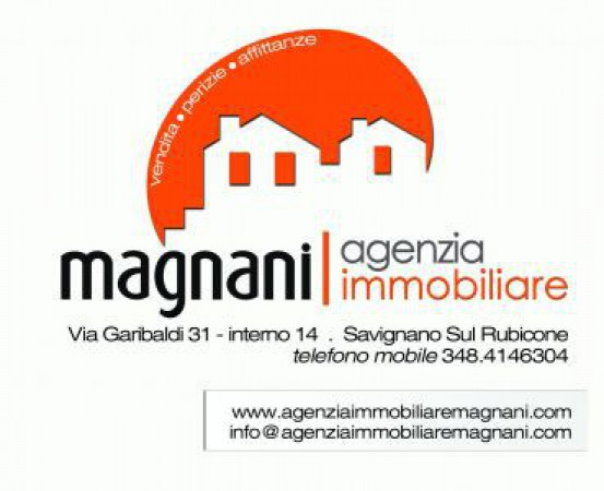Appartamento in Vendita a Savignano Sul Rubicone Centro: 4 locali, 129 mq