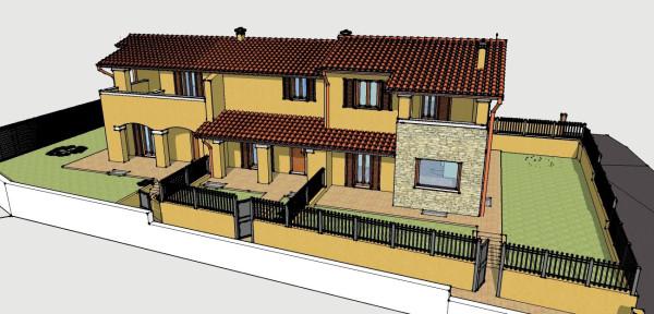 Villa in vendita a Campello sul Clitunno, 4 locali, prezzo € 185.000 | Cambio Casa.it