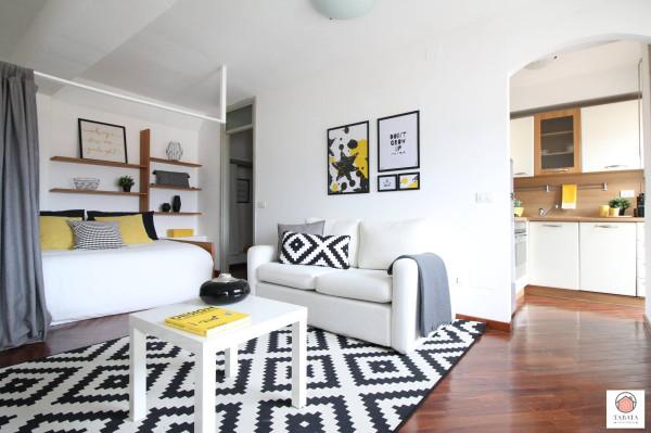 Appartamento in affitto a Como, 1 locali, zona Zona: 5 . Borghi, prezzo € 500 | Cambio Casa.it