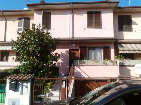 Villa a Schiera in vendita a Merlino, 4 locali, prezzo € 170.000 | Cambio Casa.it