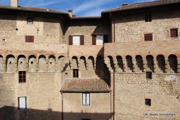 Attico in Affitto a Castrocaro Terme E Terra Del Sole Centro: 4 locali, 152 mq