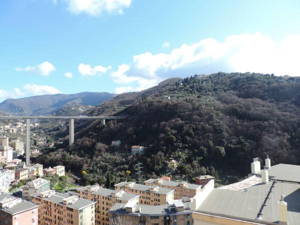 Appartamento in Affitto a Genova Periferia Est: 3 locali, 90 mq