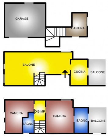 Villa in vendita a Fiumicino, 5 locali, prezzo € 290.000 | Cambio Casa.it