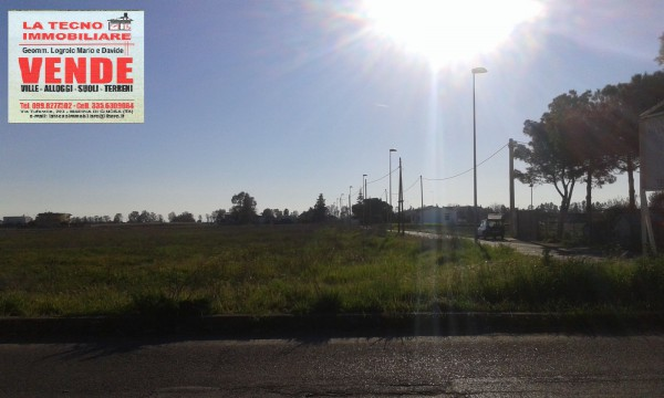 Terreno residenziale in Vendita a Ginosa Semicentro: 29849 mq