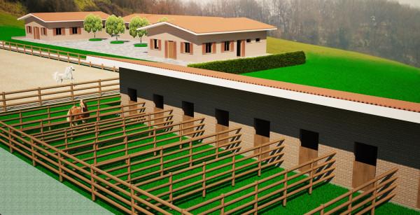 Progetto terreno con P.U.A. approvato Rif.9815611