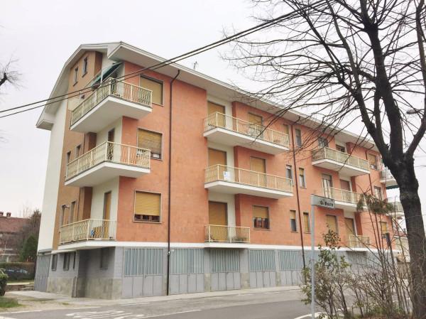 Appartamento in Affitto a Piossasco Centro: 3 locali, 80 mq