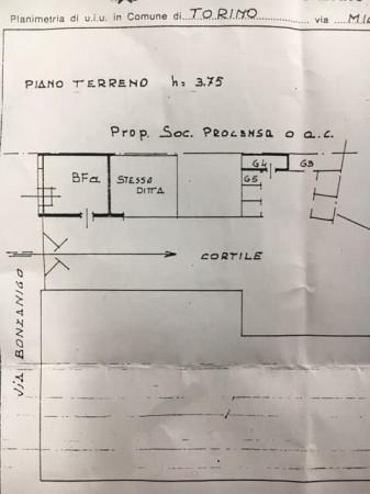 Box / Garage in vendita a Torino, 1 locali, zona Zona: 9 . San Donato, Cit Turin, Campidoglio, , prezzo € 53.000   Cambio Casa.it
