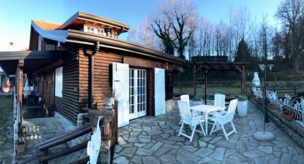 Villa in vendita a Invorio, 2 locali, prezzo € 160.000 | Cambio Casa.it