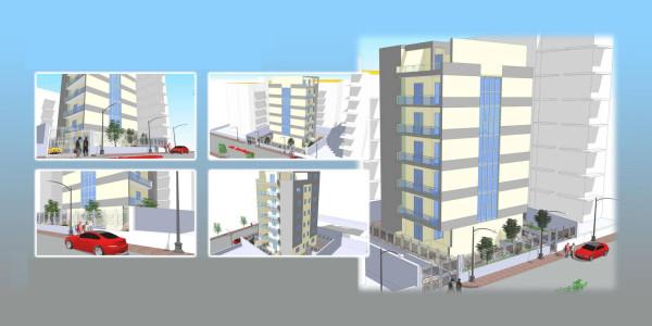 Appartamento in Vendita a Palermo Centro: 3 locali, 116 mq
