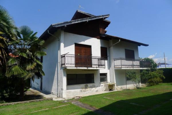 Villa in Vendita a Gravellona Toce Periferia: 5 locali, 130 mq
