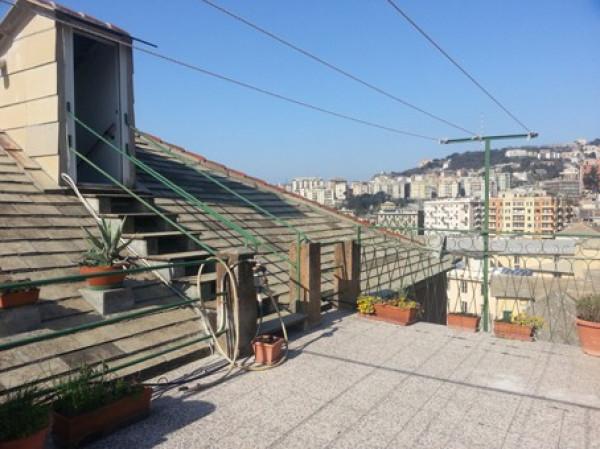 Attico in Vendita a Genova Centro: 5 locali, 80 mq