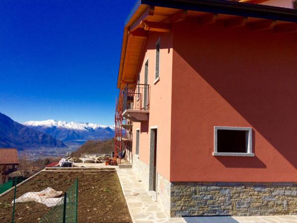 Villa a Schiera in vendita a Civo, 3 locali, prezzo € 142.000 | Cambio Casa.it