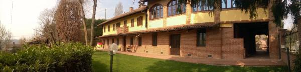 Rustico in Vendita a Asti Periferia Nord: 5 locali, 400 mq
