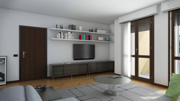 Appartamento in Vendita a Monza: 4 locali, 143 mq
