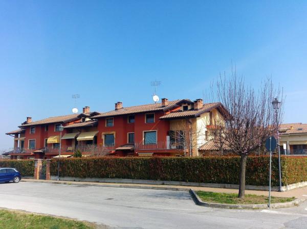 Attico / Mansarda in affitto a Bernezzo, 3 locali, prezzo € 350 | Cambio Casa.it