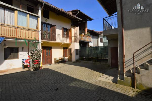 Casa indipendente in Vendita a Pavone Canavese Centro: 3 locali, 44 mq