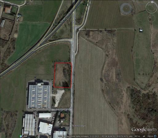 Terreno industriale Grassobbio immediate vicinanze svincolo Rif.10080978