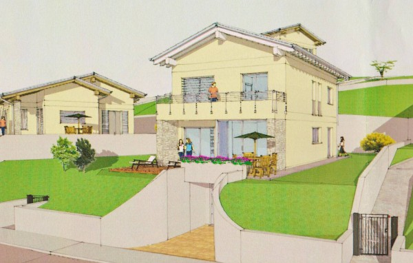 Terreno Edificabile Residenziale in vendita a Saltrio, 9999 locali, prezzo € 90.000 | Cambio Casa.it