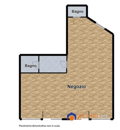 Negozio-locale in Affitto a San Giovanni In Persiceto Centro: 2 locali, 80 mq
