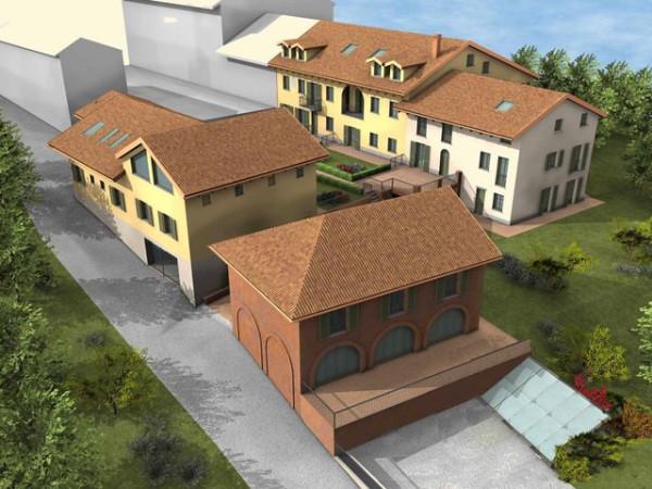 Villa in Vendita a Pino Torinese Periferia: 3 locali, 114 mq