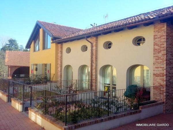 Villa in Affitto a Pino Torinese Periferia: 4 locali, 111 mq