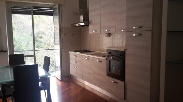 Appartamento in Affitto a Genova Semicentro Est: 2 locali, 60 mq