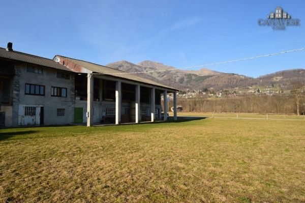 Casa indipendente in Vendita a Trausella Periferia: 4 locali, 163 mq