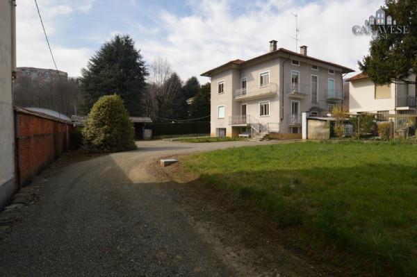 Casa indipendente in Vendita a Forno Canavese Periferia: 5 locali, 260 mq