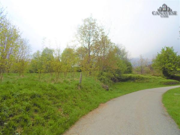 Terreno residenziale in Vendita a Borgiallo Periferia: 2160 mq