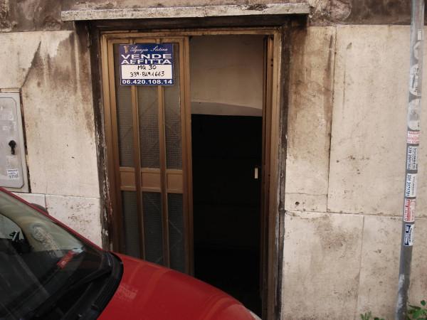 Laboratorio in vendita a Roma, 1 locali, zona Zona: 1 . Centro storico, prezzo € 160.000 | Cambio Casa.it