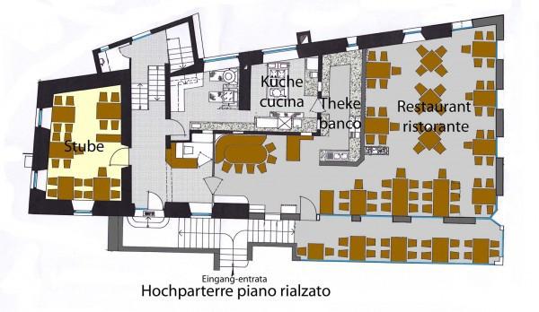 attivita alberghiera albergo Vendita Glorenza