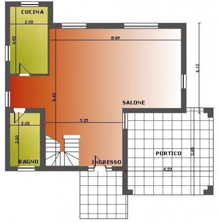 Villa in vendita a Velletri, 6 locali, prezzo € 350.000 | Cambio Casa.it