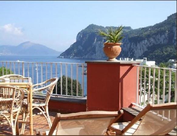 Bilocale Capri Via Marina Grande 2