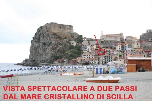Bilocale Scilla Via Santo Spirito 3