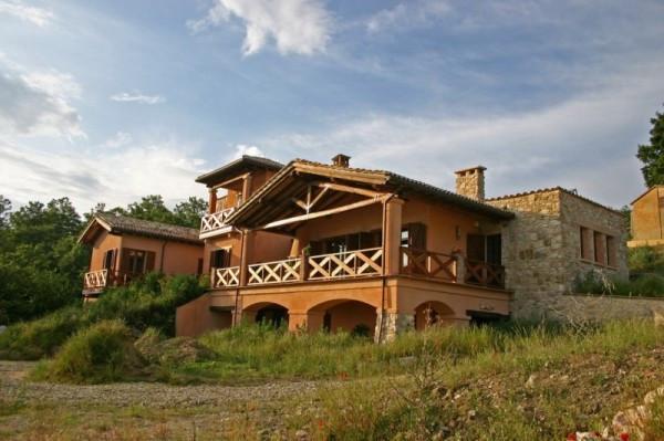 Villa-Villetta Vendita Lisciano Niccone