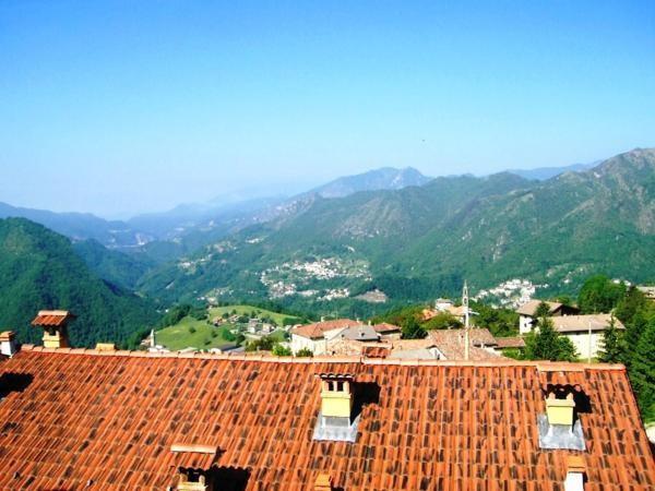 Bilocale Costa Serina Via Pozzi 4