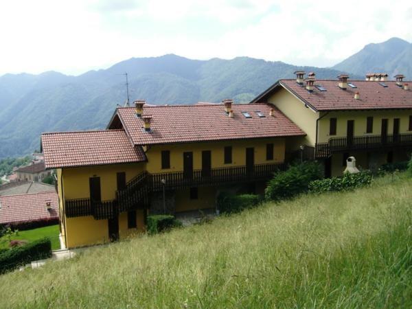 Bilocale Costa Serina Via Pozzi 5