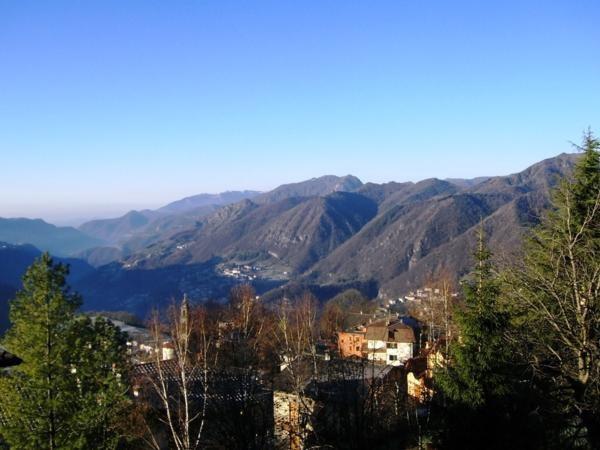 Bilocale Costa Serina Via Pozzi 8