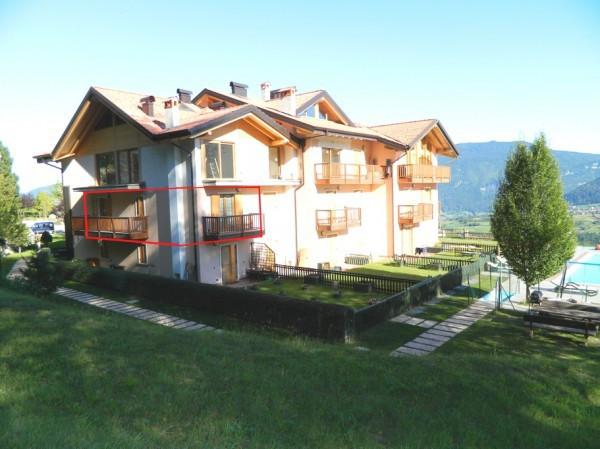 Appartamento in Vendita a Bleggio Superiore Periferia: 4 locali, 60 mq