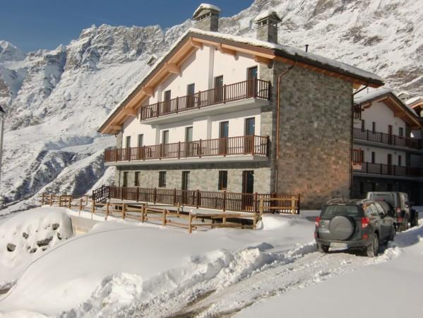 Bilocale Valtournenche Strada Giomein 1