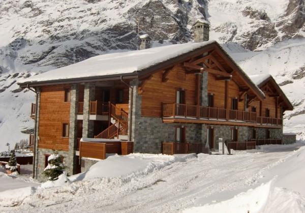 Bilocale Valtournenche Strada Giomein 5