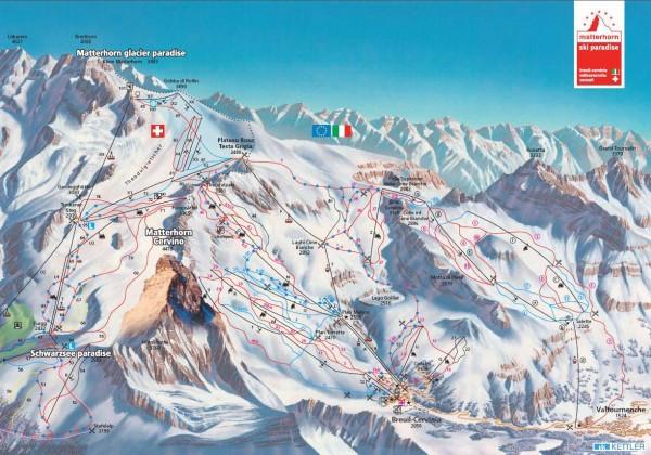 Bilocale Valtournenche Strada Giomein 7